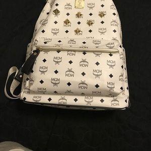 MCM Studded Men's Backpack